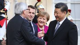 Germany wants Europe to join China's new Silk Road after criticizing Italy for doing the same