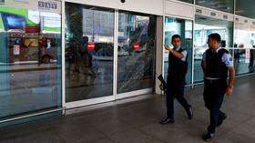 Cop-on-cop row ends in murder-suicide attempt at Turkish airport, both hospitalized