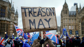 April to be the end of May? Speculation grows British PM on brink of quitting