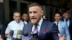 'Absolutely false': McGregor spokesperson denies timing of retirement linked to rape allegations
