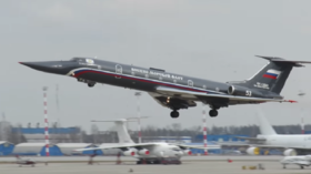 'Black Pearl' of Russian air power returns to the sky (VIDEO)