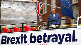 Nigel Farage compares May's 'betrayal' Brexit deal to treaty that helped bring Hitler to power