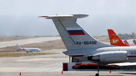 Russia's brand new military transport plane Il-112V makes maiden flight (VIDEOS)
