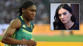 'Colossal advantage': Olympic champ Isinbayeva says testosterone rules should have 'no exceptions'