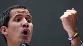 Regime change ramp-up? Guaido announces Venezuela-wide 'tactical action' against Maduro