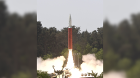 Footage of India's satellite-killer missile launch appears online (VIDEO)