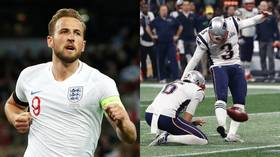 'The desire is real': England captain Harry Kane targets NFL career