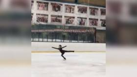 Russia's next star? 11yo figure skating prodigy Sofia Akatyeva lands quad