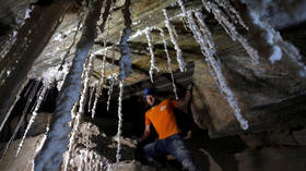 World's longest salt cave discovered at spot where Lot's wife was transformed (PHOTOS)