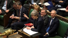UK Parliament to vote on part of May's Brexit deal in last-ditch bid to agree on something