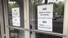 'Black Press Only!' Georgia mayoral campaign bars white reporters from meeting