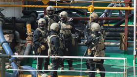Swiss-armed, US-trained: Maltese response team behind raid on migrant-hijacked ship (PHOTOS, VIDEO)