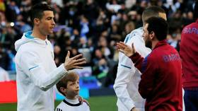 'No words needed'? Ronaldo flexes muscles in Instagram post, but nothing on racially abused teammate