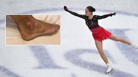 Japanese star Rika Kihira breaks world record at ISU World Team Trophy