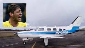 Emiliano Sala crash pilot Dave Ibbotson 'was color blind, unlicensed to fly at night' – reports
