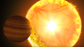 'Hot Saturn' exoplanet 60 times bigger than Earth discovered