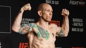 Philly special: Josh Emmett delivers HUGE one-punch knockout at UFC Philadelphia