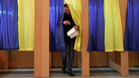 Ukrainians head to polling stations to elect next president