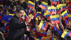 TIME demotes Venezuela's Maduro to 'authoritarian ruler' in line with US policy