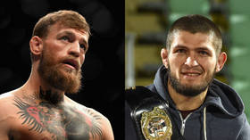 'Your wife is a towel': McGregor attacks Khabib's spouse with insensitive tweet, then deletes