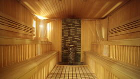'We are everywhere': Naked cop arrests nude fugitive in Swedish sauna