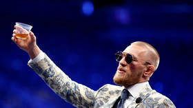 Conor McGregor drops HUGE WWE hint as he hails WrestleMania star Becky Lynch