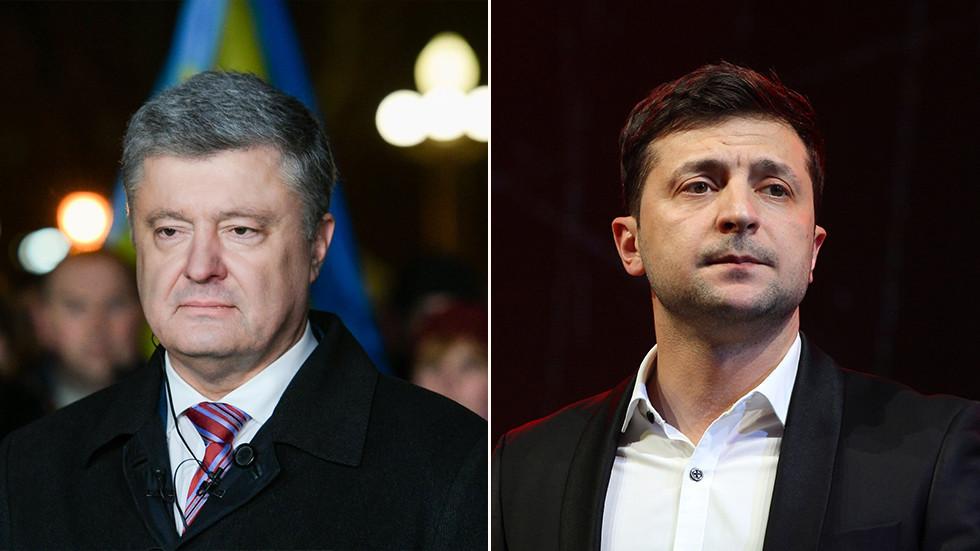 Neither Poroshenko nor Zelensky will (or can) fix ties with Russia – journalist to RT
