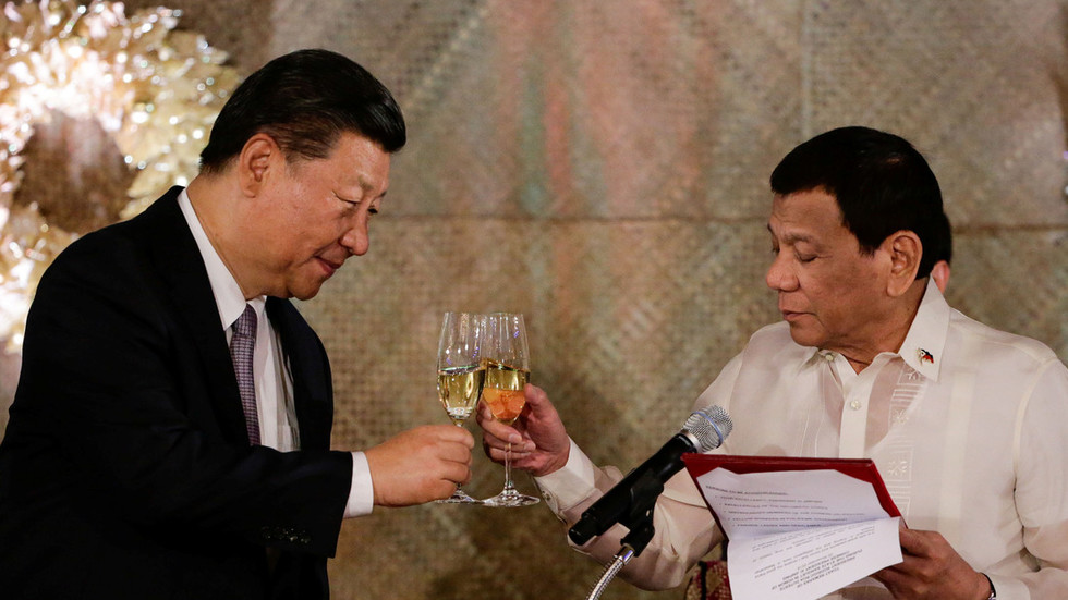 Duterte sees China as a menacing friend, ever since US failed to deliver promised arms