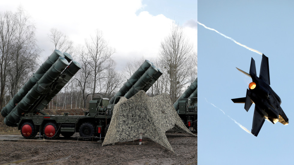 Russian S-400 purchase a 'done deal,' despite US freeze on F-35 deliveries – Turkish FM