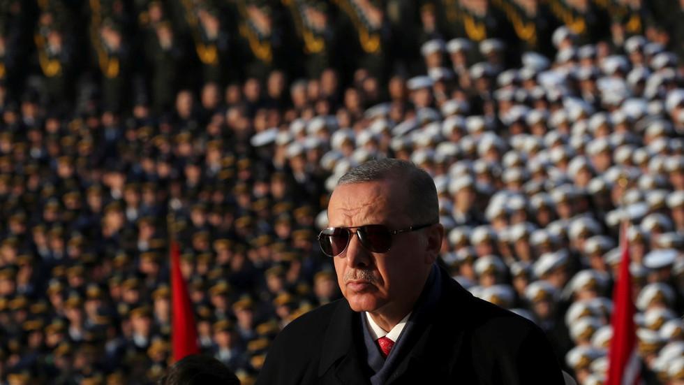 'US must choose between Turkey and terrorists': Ankara slaps Pence with counter-ultimatum