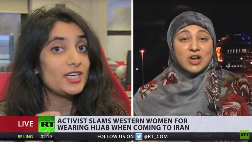 Show of respect or insult? Analysts clash on hijab-wearing Western women in Iran