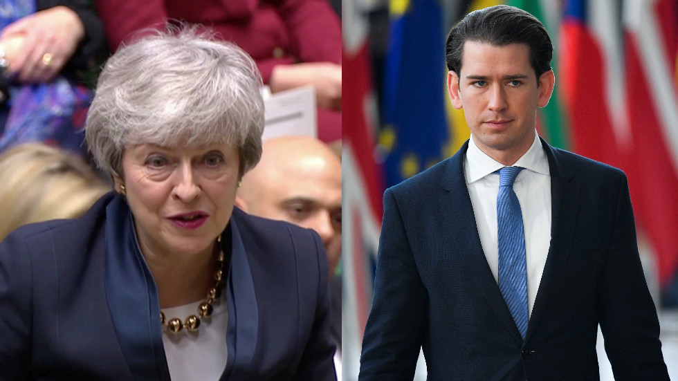 European leaders unimpressed by May's Brexit extension request