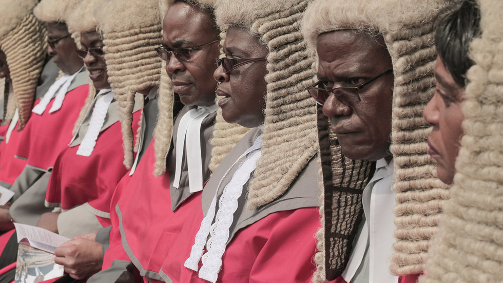 Fury as Zimbabwe judiciary spend $155k on handmade wigs from London