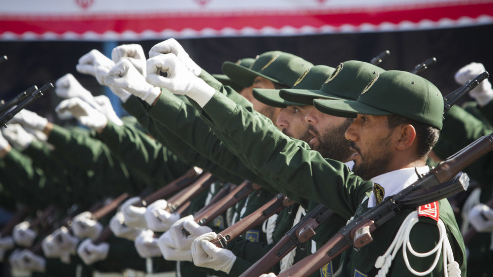 Iran to place US Army on 'terror list' if Washington does the same with Revolutionary Guards