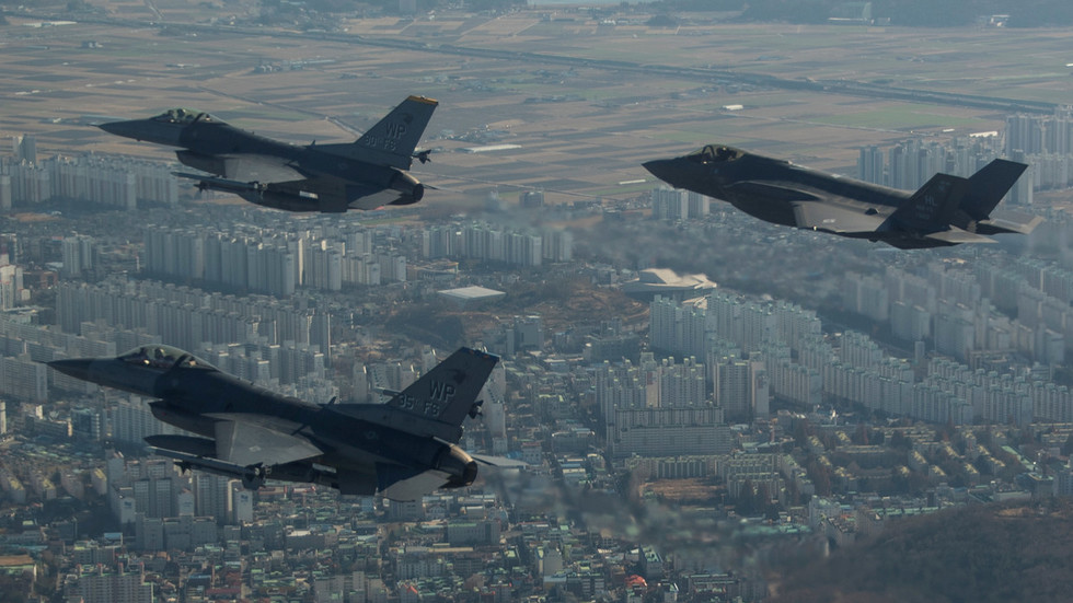 'Direct challenge to peace efforts': Pyongyang slams Seoul for deploying F-35 jets
