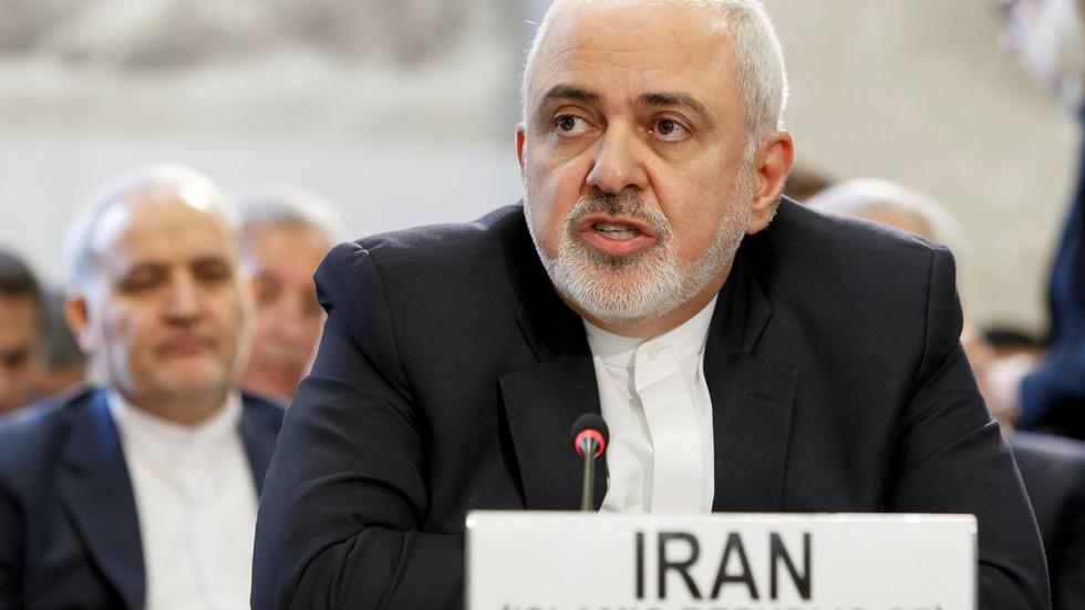 'Pre-election gift to Netanyahu': Iran FM bashes Trump's designation of IRGC as 'terrorist' org