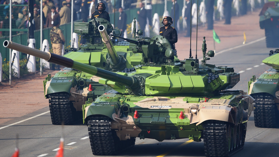 India greenlights purchase of more Russian T-90 battle tanks – Moscow