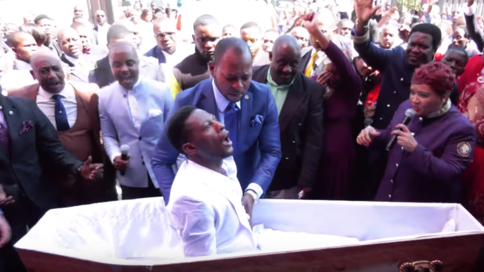 No second coming: Viral 'resurrected' Zimbabwean man dies in South Africa