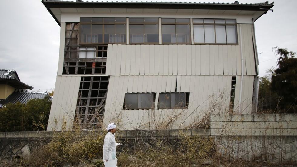 Japan reopens city abandoned after 2011 Fukushima nuclear meltdown