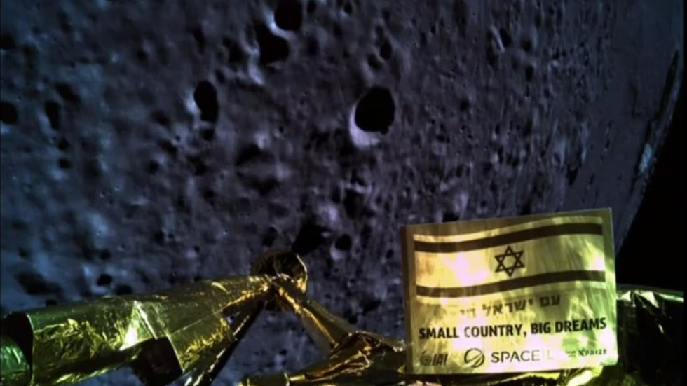 Israeli team explains why Beresheet spacecraft CRASHED into the moon