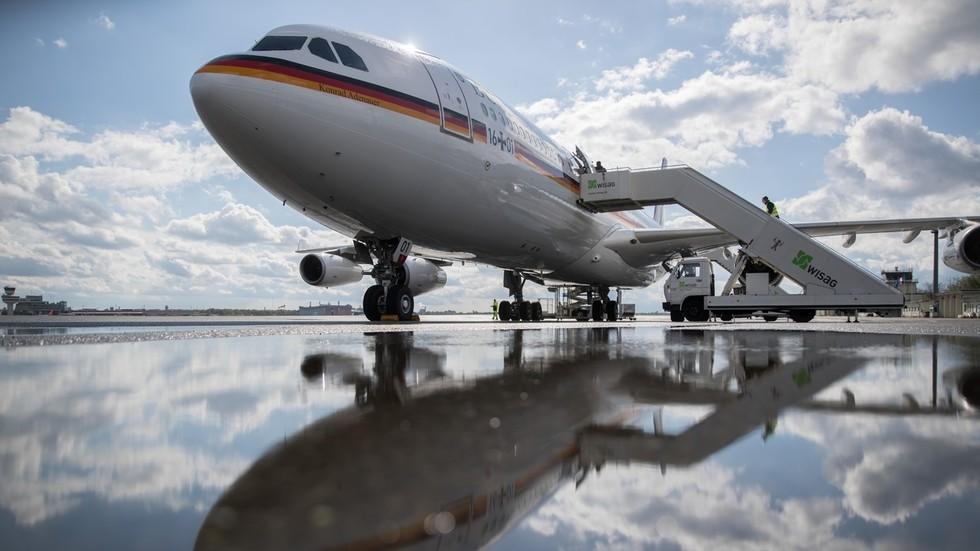 Grounded 6 times in 4 months: Berlin crash-landing is latest woe to strike German govt fleet