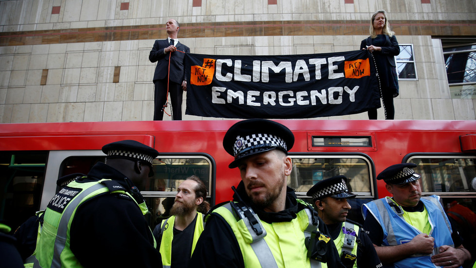 Does climate change crisis justify illegal resistance or are activists out of bounds? DEBATE