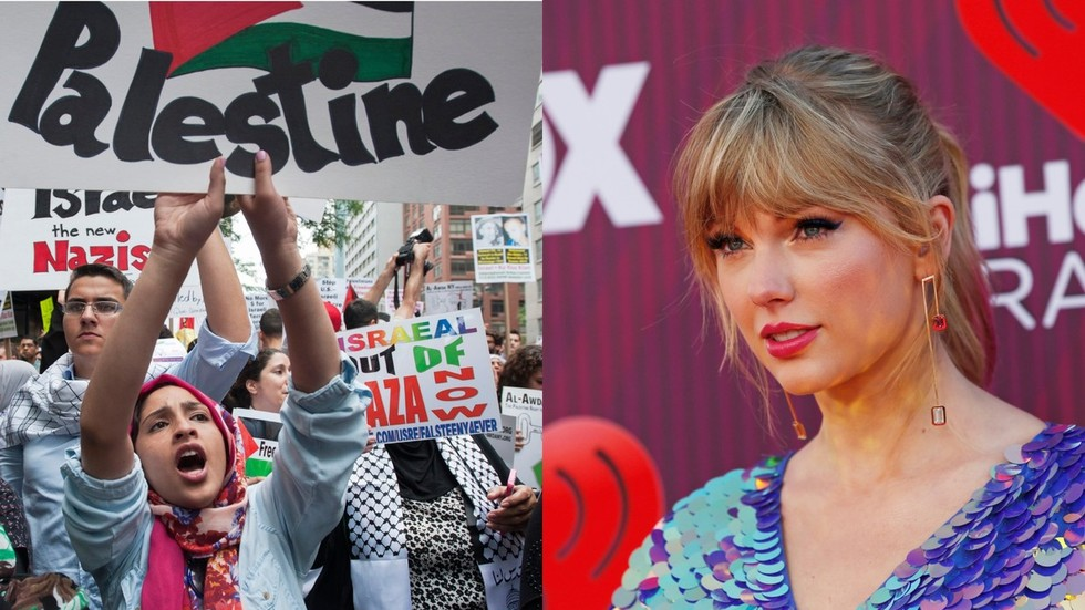 Taylor Swift's Israeli mega-fan turns to Twitter to shed light on Israeli-Palestinian conflict