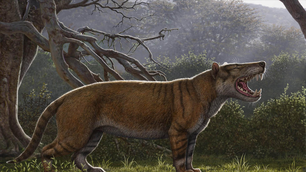 Fearsome 'warg-like' ancient predator was bigger than a polar bear (PHOTOS)
