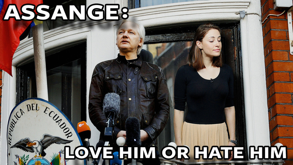 ICYMI: Julian Assange doesn't need to be a great guy to be a free speech champion