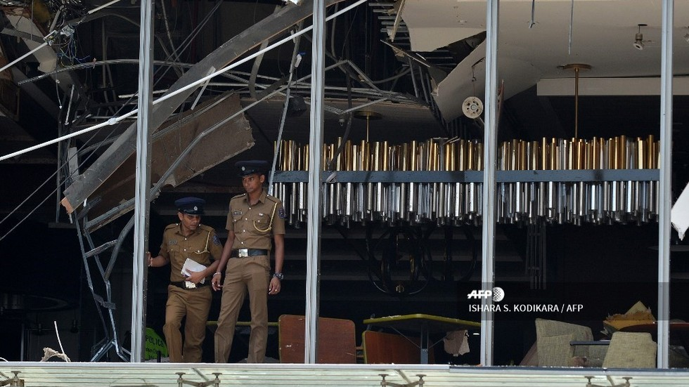 35 foreigners reportedly among those killed by Sri Lankan blasts