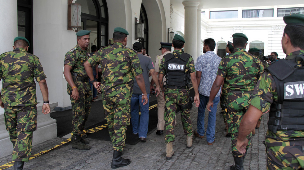Sri Lanka police find 87 bomb detonators at Colombo's main bus station - spokesperson