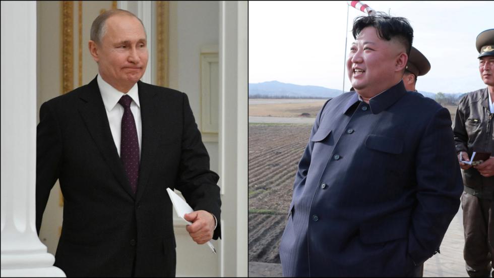 Kim Jong-un will visit Russia & meet Putin 'soon' – North Korean state media