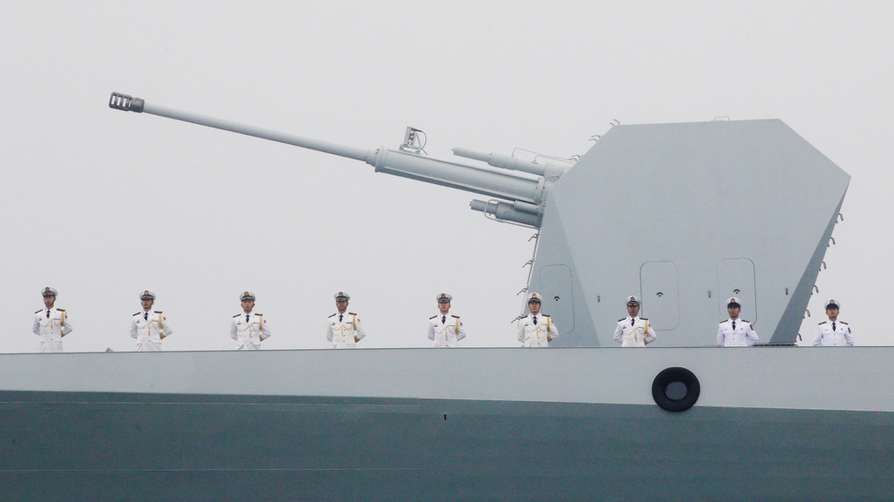 Stronger than ever? Chinese fleet marks its 70th anniversary