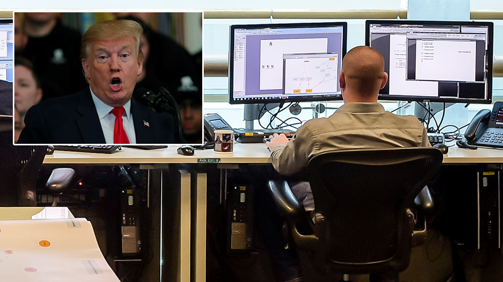 UK spy agency calls Trump's 'wiretapping' charges 'utterly-ridiculous' 'nonsense'